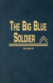 Cover of: The big blue soldier