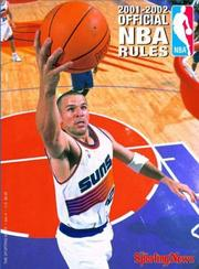 Cover of: Official NBA Rules