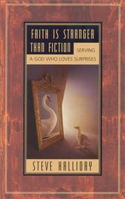 Cover of: Faith is stranger than fiction
