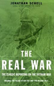 Cover of: The Real War