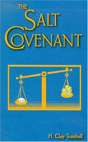 Cover of: The Salt Covenant