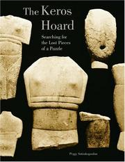 Cover of: The Keros Hoard | Peggy Sotirakopoulou