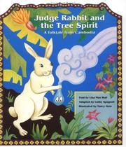 Cover of: Judge Rabbit and the tree spirit | Cathy Spagnoli