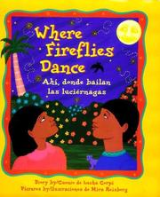 Cover of: Where fireflies dance