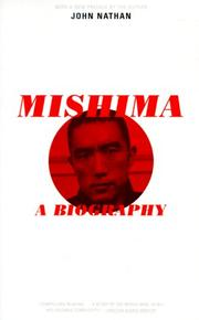 Cover of: Mishima