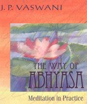 Cover of: The way of abhyasa
