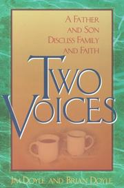 Cover of: Two voices