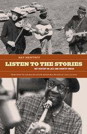 Cover of: Listen to the stories | Nat Hentoff