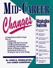 Cover of: Mid-career changes | John D. Shingleton