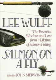 Cover of: Salmon on a fly