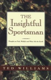 Cover of: The insightful sportsman | Williams, Ted