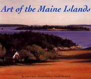 Cover of: Art of the Maine islands