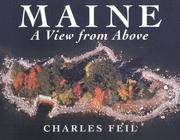 Cover of: Maine--A View from Above (Maine, a View from Above)