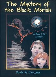 Cover of: The mystery of the Black Moriah