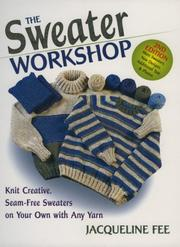 Cover of: Sweater Workshop, wire-O |