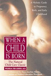 Cover of: When a child is born