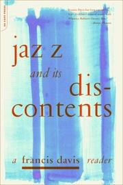 Cover of: Jazz and Its Discontents