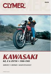 Cover of: Kawasaki KZ750 fours, 1980-1981 | Anton Vesely