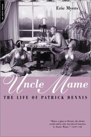 Cover of: Uncle Mame | Eric Myers
