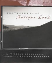 Cover of: Travelers in an antique land