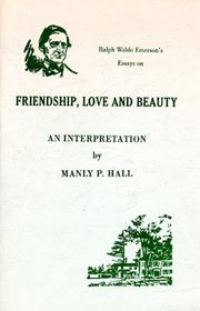 Published essays on friendship