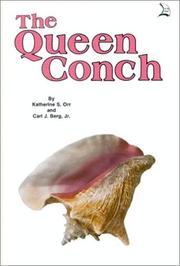Cover of: Queen Conch | Katherine S. Orr, Jr. Berg Carl J.