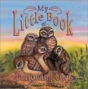 Cover of: My Little Book of Burrowing Owls