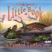 Cover of: My Little Book of Painted Turtles