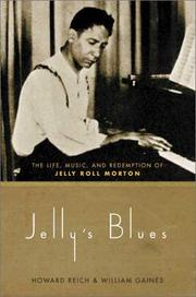 Cover of: Jelly's blues | Howard Reich