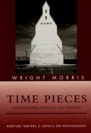 Cover of: Time pieces