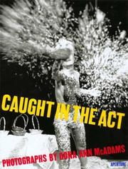 Cover of: Caught in the act | Dona Ann McAdams