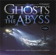 Cover of: Ghosts of the abyss | Donald Lynch