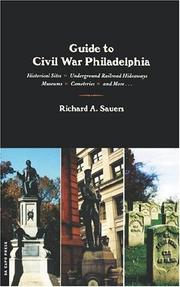Cover of: Guide to Civil War Philadelphia