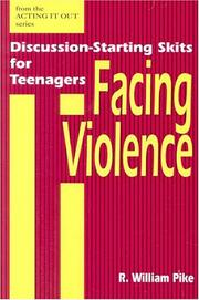 Cover of: Facing violence
