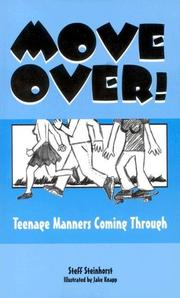 Cover of: Move Over! | Steff Steinhorst