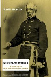 Cover of: General Wadsworth