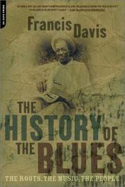 Cover of: The history of the blues