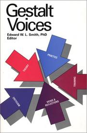 Cover of: Gestalt voices |