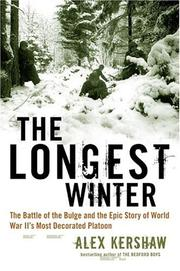 The Longest Winter by Alex Kershaw