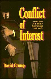 Cover of: Conflict of interest