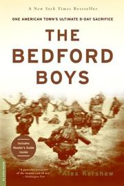 Cover of: Bedford boys | Alex Kershaw