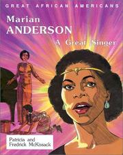 Cover of: Marian Anderson