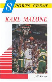 Cover of: Sports great Karl Malone