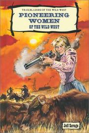 Cover of: Pioneering women of the Wild West