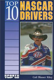 Cover of: Top 10 NASCAR drivers