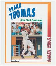 Cover of: Frank Thomas