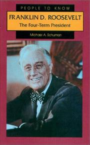 Cover of: Franklin D. Roosevelt: the four-term president