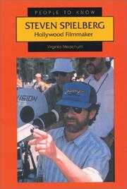 Cover of: Steven Spielberg
