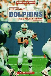 Cover of: The Miami Dolphins football team