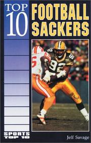 Cover of: Top 10 football sackers | Jeff Savage